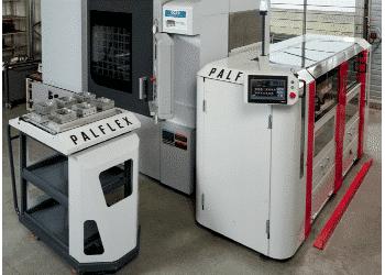 PALFLEX, SYSTEME DE CHARGEMENT POUR CENTRES D'USINAGE 3-4 ET 5 AXES
