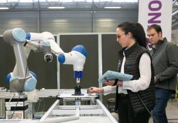 DEVENEZ OPÉRATIONNEL EN INTÉGRATION D'APPLICATIONS COLLABORATIVES ROBOTISÉES