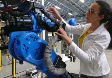 Découverte de la robotique industrielle